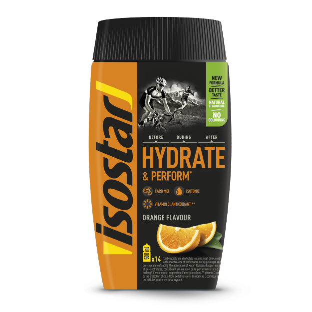 Hydrate&perform orange