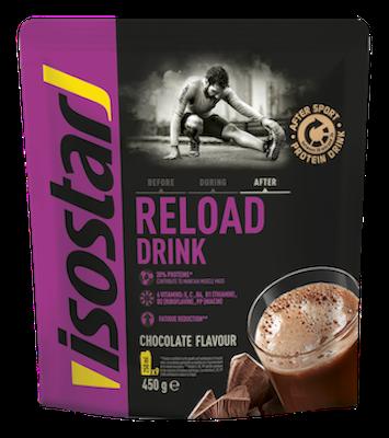 Reload drink chocolat
